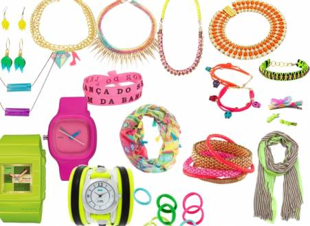 Neon Renkler / Fosforlu Renkler / Neon Colours