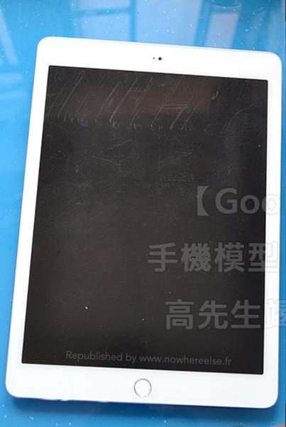Prototipo di iPad 6 mostrato