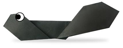 Origami a cigarra e a formiga - Dobradura para a fábula com passo a passo e vídeo explicativo!