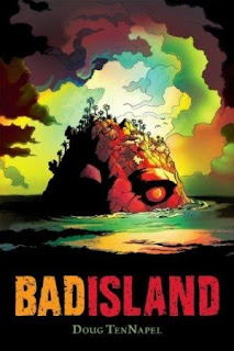 Bad Island - 365 Days of Comics