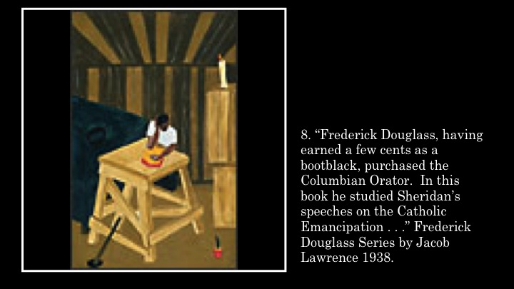 """fredrick douglas and harriot jacobs In the following short essay, we look closely at the perspective of the female slave, harriet jacobs in """"incidents in the life of a slave girl"""", and respectfully compared to that of a man slave, frederick douglass in """"the narrative of the life of frederick douglass""""."""