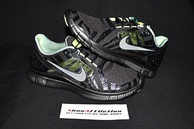 d0e49032852 ShoeAffliction  NIKE FREE RUN + HURLEY NRG