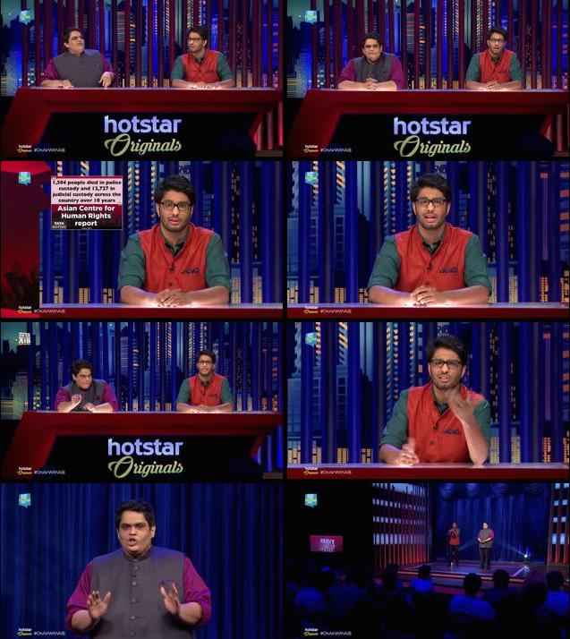On Air With AIB Episode 03 Dar Ke Aage Police Hai Hindi 720p HDRip