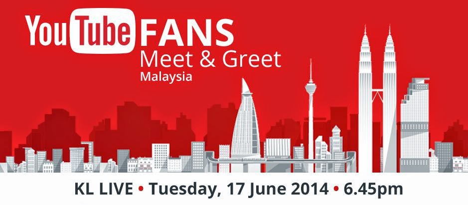 Youtube Fans Meet & Greet Malaysia
