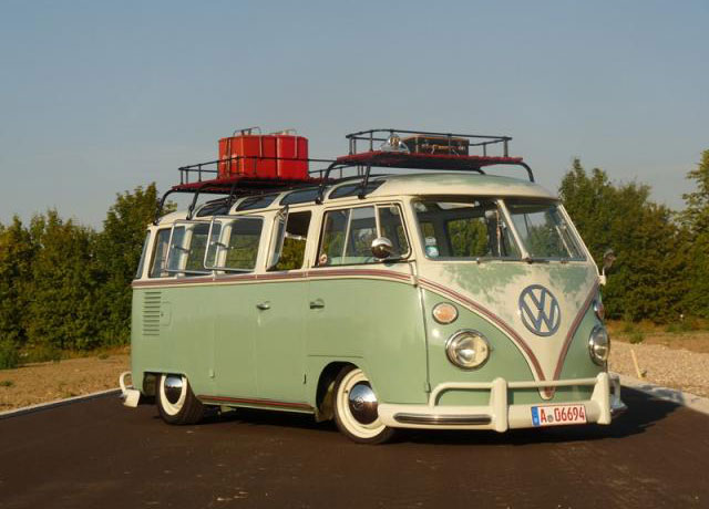 Beautiful VW classic bus | VW Bus