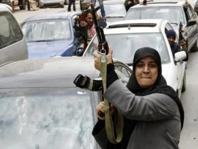 Kuasa Wanita Di Gaza