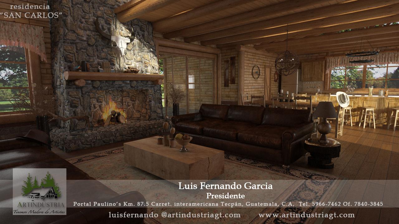 Comunicado: DUBAI luce muebles de madera guatemalteca | RRPP Guatemala