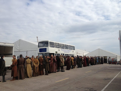 Game of Thrones - Season 4 - Production Update (08/11)