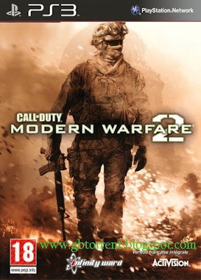 GB torrent: Call of Duty: Modern Warfare 2 - PS3