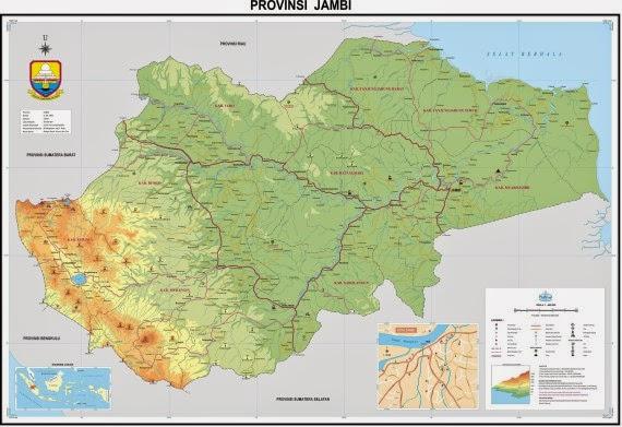 Daftar Lengkap Wisata Di Jambi