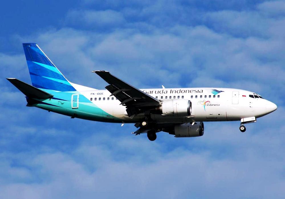 Garuda Indonesia Boeing 737-500. ZonaAero