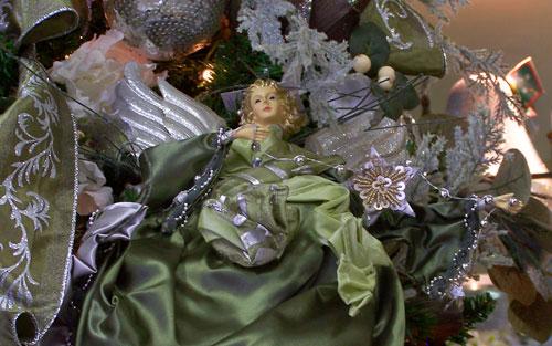 Web de la navidad decoraci n del arbol de navidad - Adornos del arbol de navidad ...