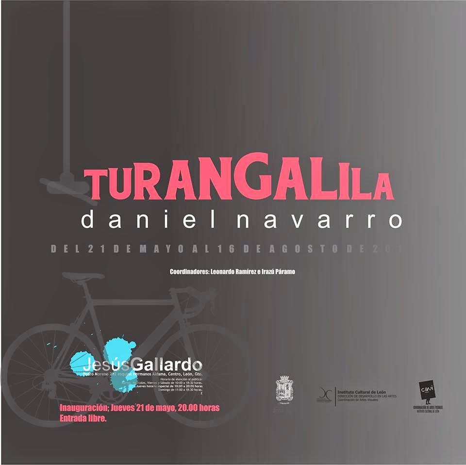 TURANGALILA,  Daniel Navarro.