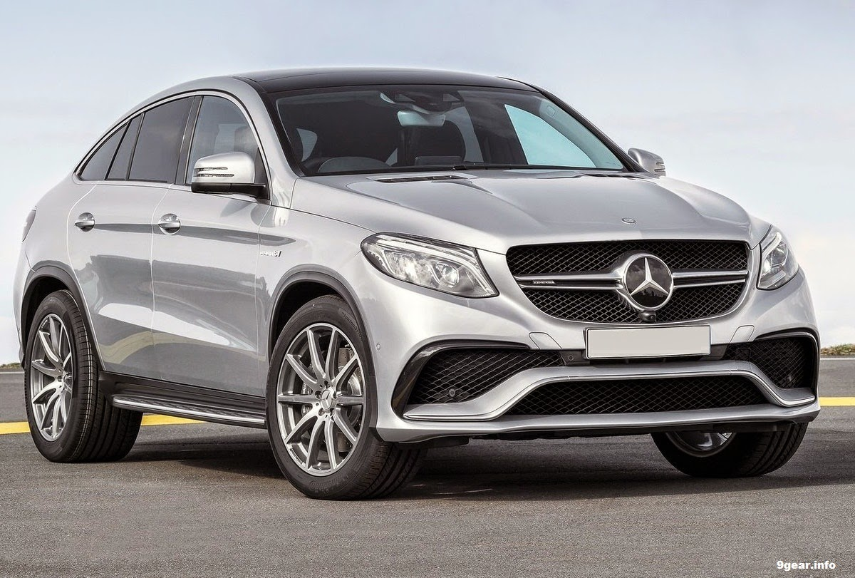 2016 Mercedes-Benz GLE63 AMG S Coupe 4Matic | Car Reviews | New Car ...