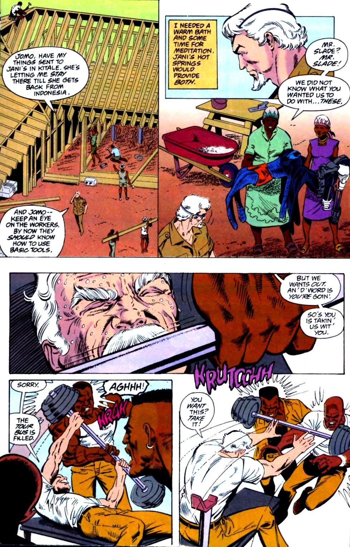 Deathstroke (1991) Issue #26 #31 - English 5