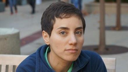 Maryam Mirzakhani, Wanita Pertama di Dunia Peraih Fields Medal