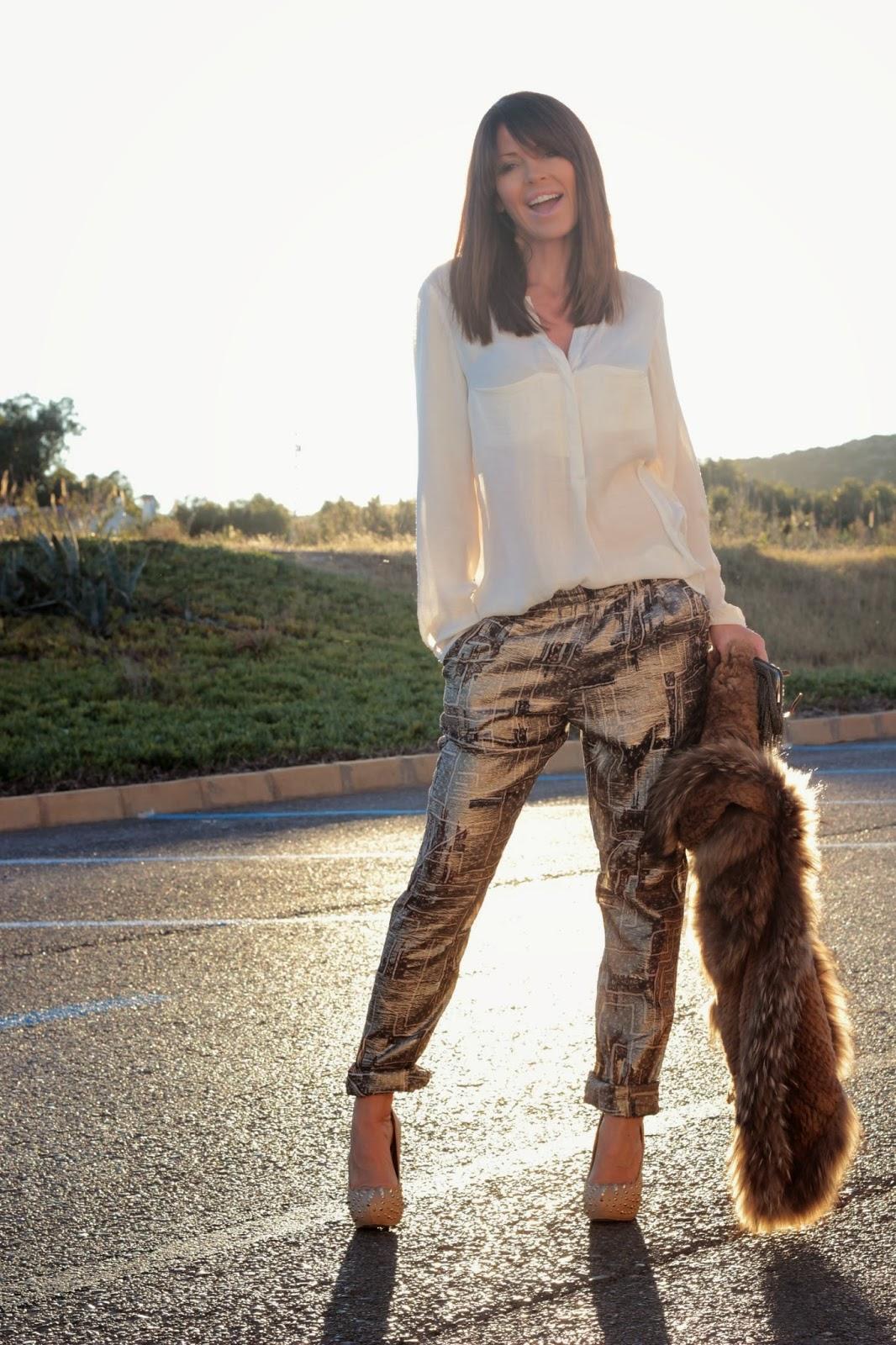Pants Isabel Marant para H&M