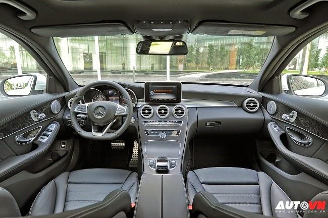 Mercedes-Benz C 250 AMG 2015