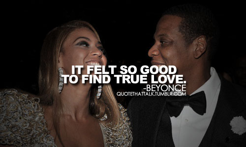 beyonce quotes about love - photo #16