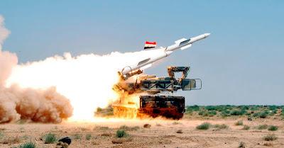 la proxima guerra misiles siria contra israel