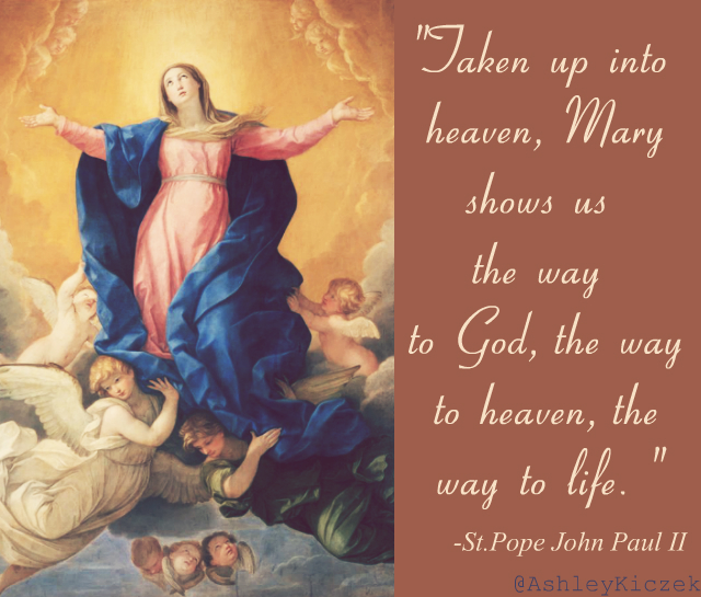 Image result for Quotes Feast of the assumption