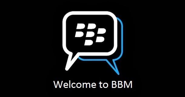 BBM for Android dan iPhone Update Fitur Baru