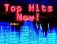 Tangga Lagu Barat Agustus 2014