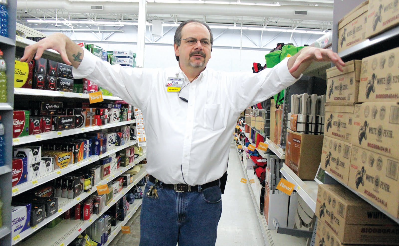 walmart s failure Heading to walmart with a plan to only pick up one item is seriously setting yourself up for failure the massive retailer is home to everything shopper's need, so it.