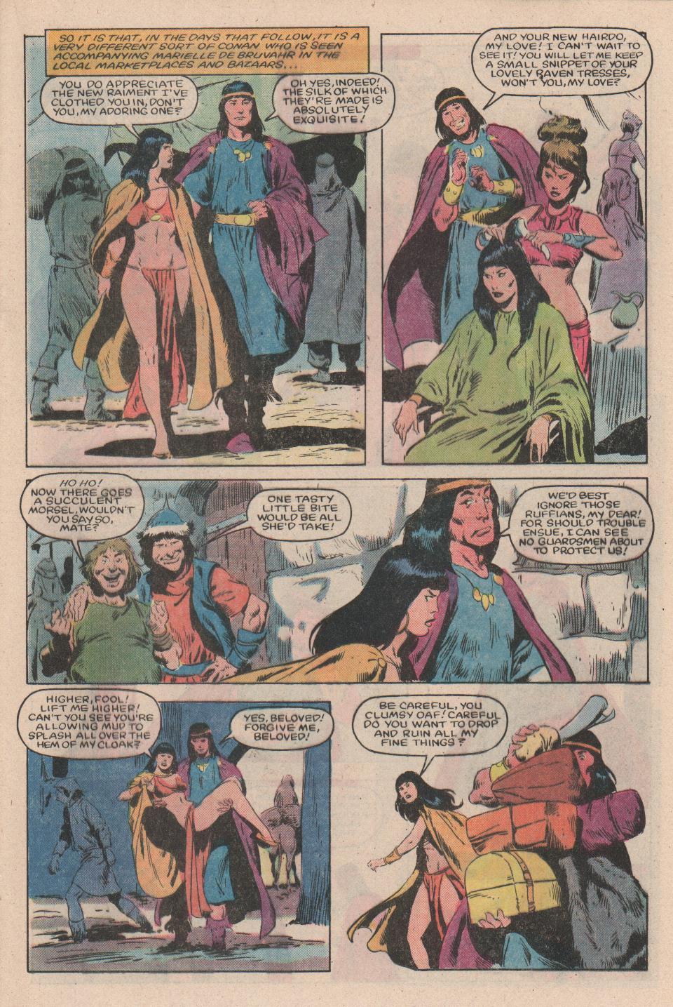 Conan the Barbarian (1970) Issue #159 #171 - English 12
