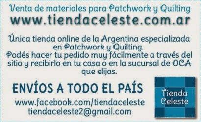 Mi tienda de materiales para Patchwork y Quilting