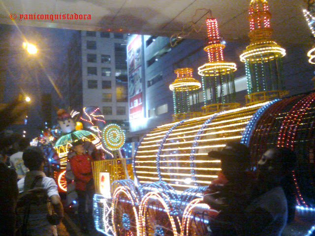 MALL OF ASIA Christmas Parade