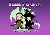 Diventate fan sulla mia pagina di facebook!cliccate sul fabbro e la strega! ^_^