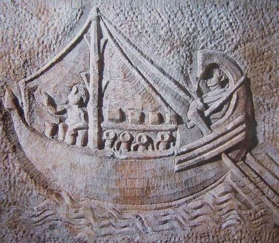 Tecnologia e navigazione la navigazione nella preistoria - Da roma porta verso il mare ...