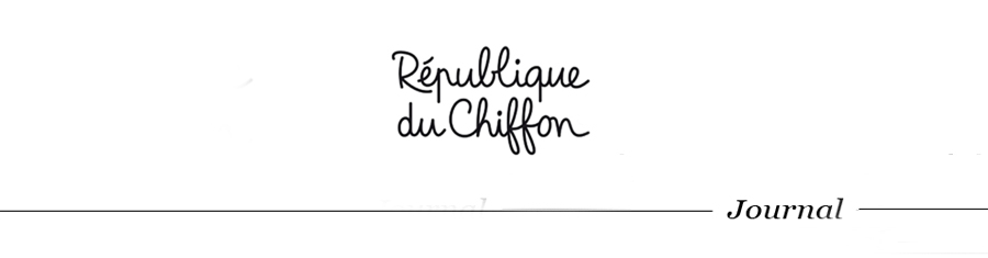 République Du Chiffon Made By YOU