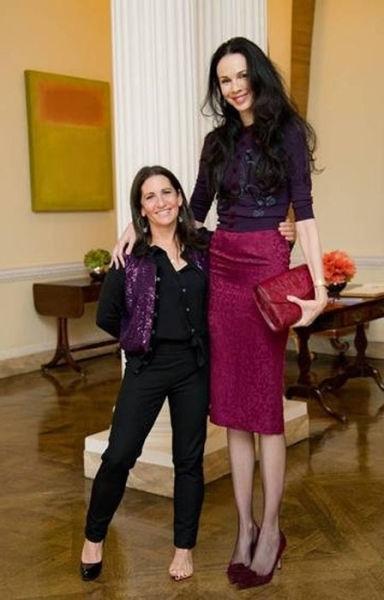 las mujeres altas mas del mundo