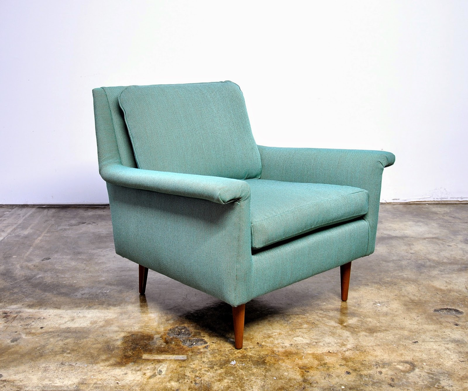 Charming Milo Baughman Club Or Lounge Chair