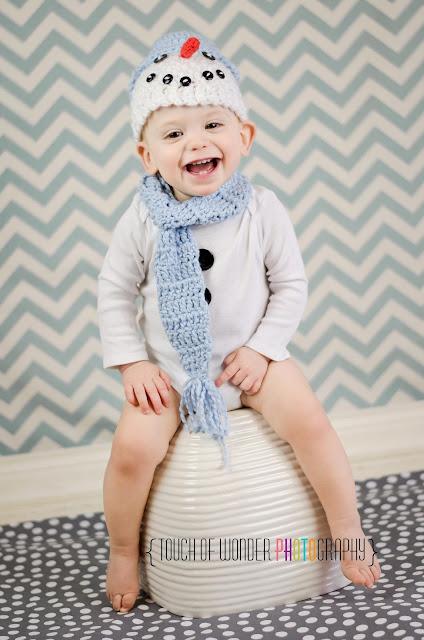 Finn Ricker - 15 months