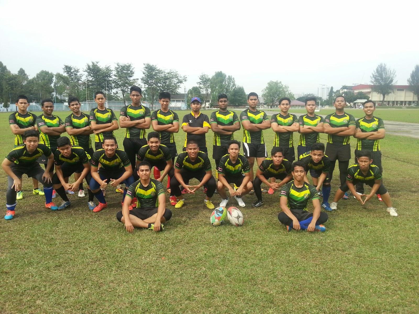 team ragbi 2015