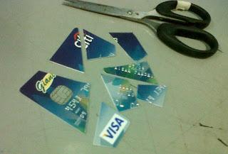 Kartu Kredit yang Mencekik....