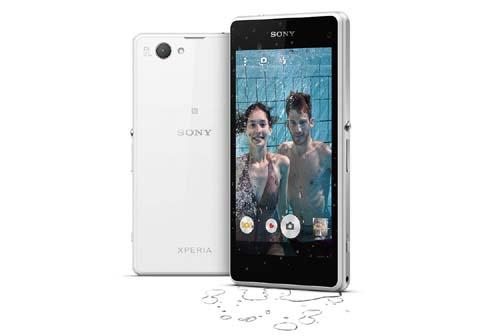Spesifikasi dan Harga Sony Xperia Z1 Compact, Smartphone Android LTE Kamera 20,7 MP