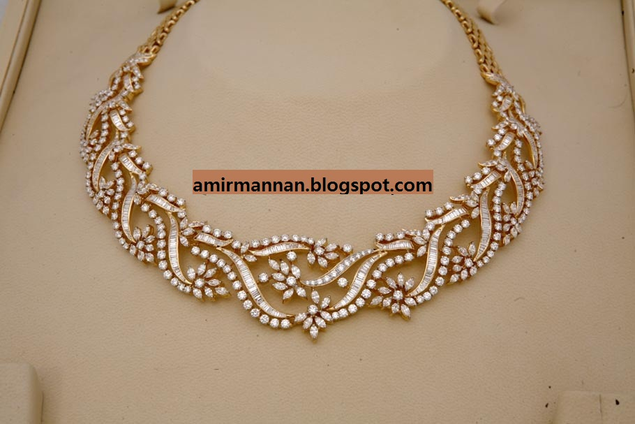 Diamond Fashion Stylish jewellery Collection ~ Fashion Jewellery