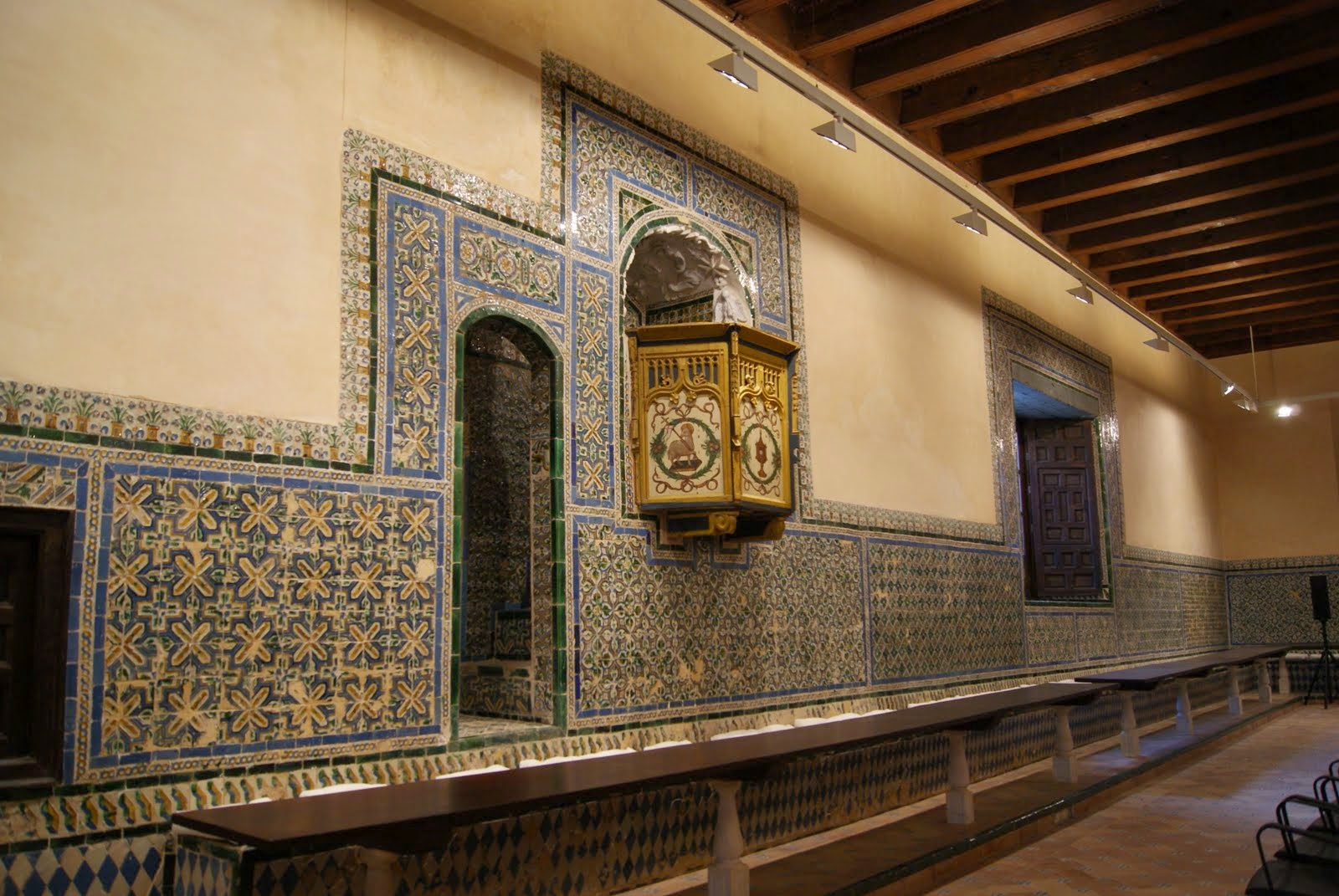 Convento de Santa Clara - Sevilla