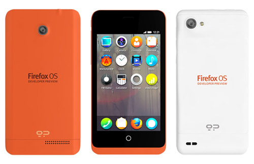 Mozilla to launch Firefox OS phones in July