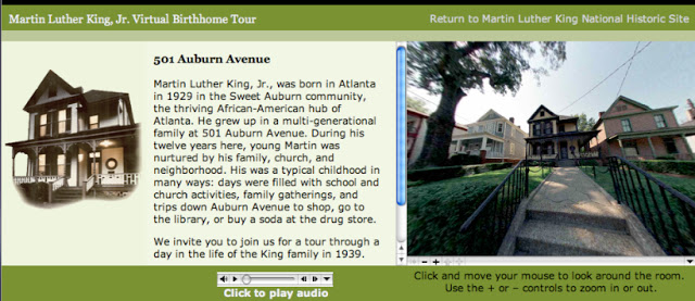 Mlk Virtual Tour Center Yearn To Learn Center