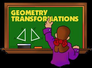 Pembahasan Transformasi Geometri Pergeseran (Rotasi)