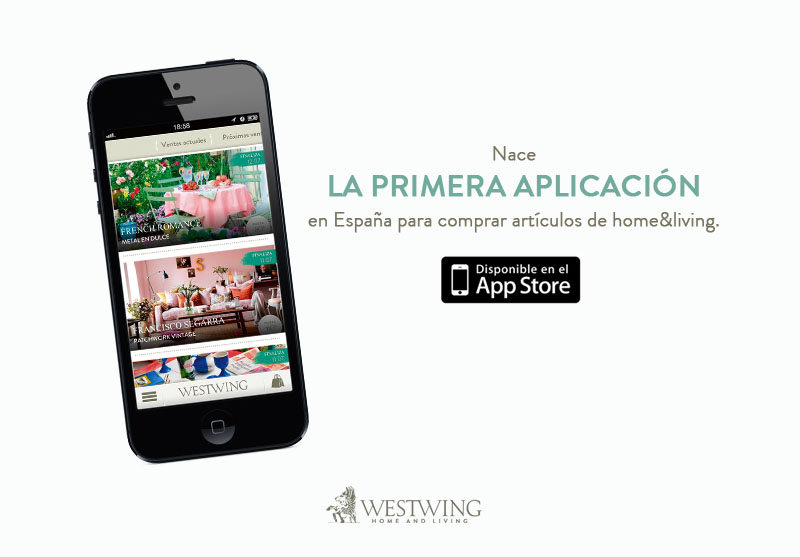 Planos low cost westwing presenta su app para iphone for App para planos
