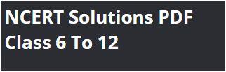 NCERT Solutions PDF