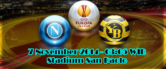 Napoli Vs Young Boys