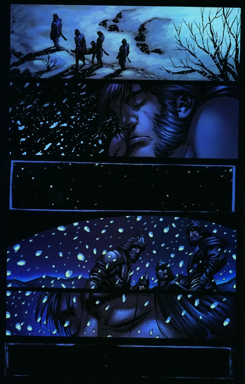 Read online Wolverine (2003) comic -  Issue #38 - 14
