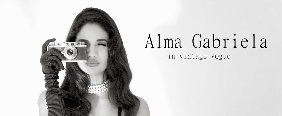 Alma Gabriela